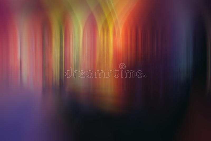 Abstract motion background multicolored gradient. With vertical lines stock photography