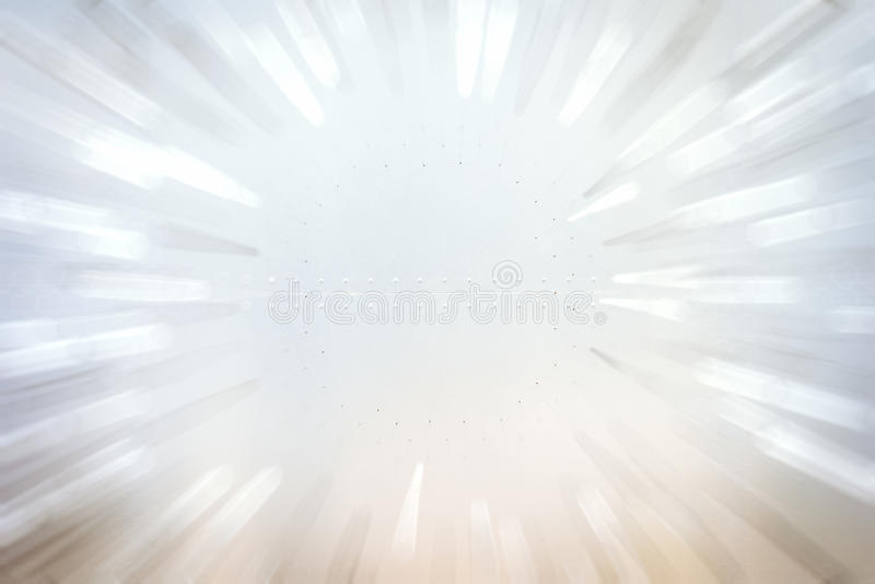 Abstract motion background. Zoom blurred stock image