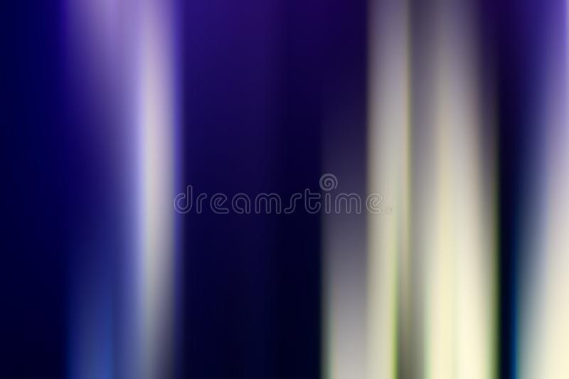 Abstract motion blur background. Sci-fi glowing lines. royalty free illustration