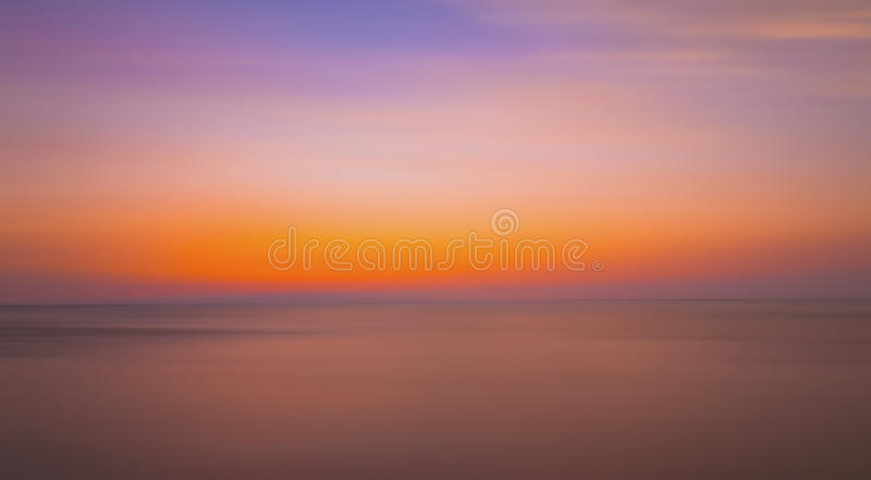 Abstract motion blur background. Of twilight sky stock images
