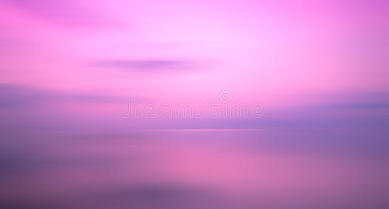 Abstract motion blur background. Of twilight sky stock photo
