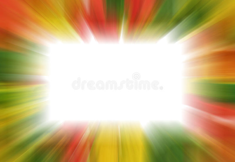 Abstract motion frame royalty free stock photo