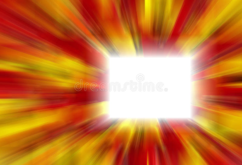 Abstract motion frame background stock photo