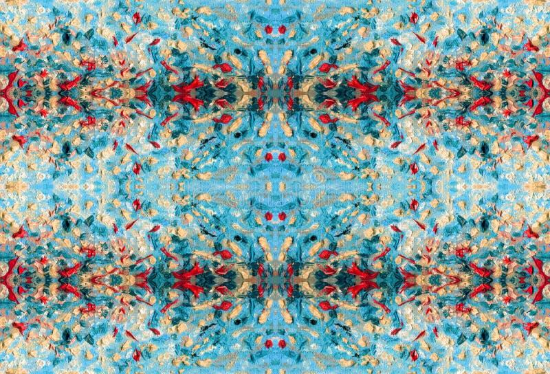 Blue Flowers Of Hepatica Nobilis, Close-up Oil Painting