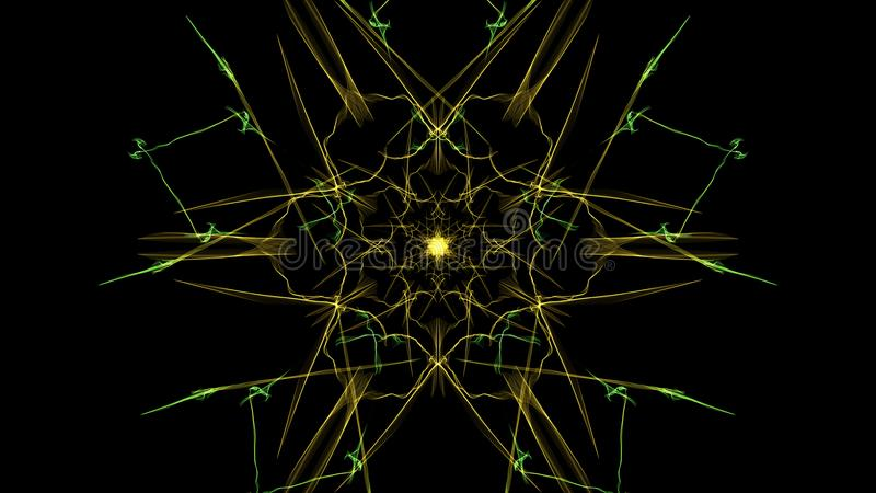 Abstract multi-color background. royalty free illustration
