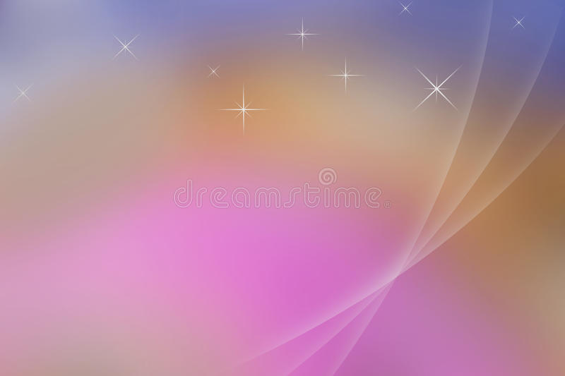 Abstract multi-color background royalty free illustration