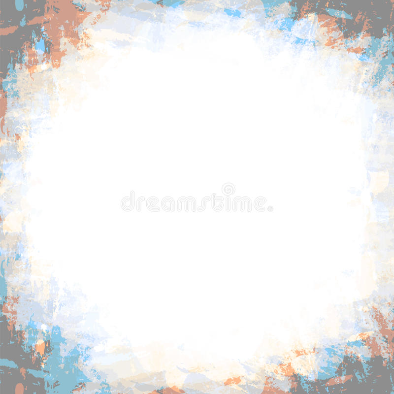 Abstract Multicolor Card1 Royalty Free Stock Photography