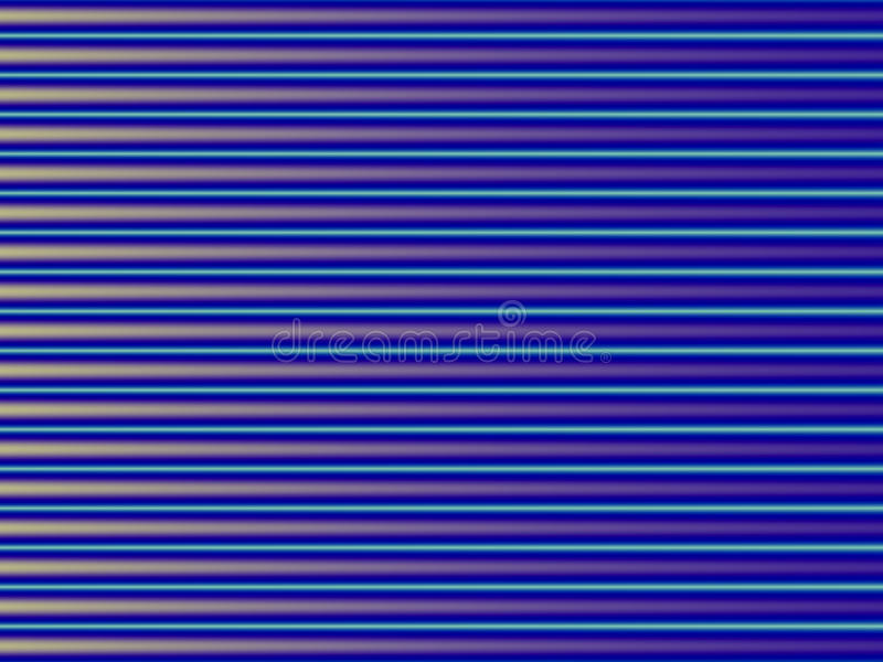 Abstract multicolored illustration. Yellow and blue horizontal stripes. Mosaic background texture vector illustration