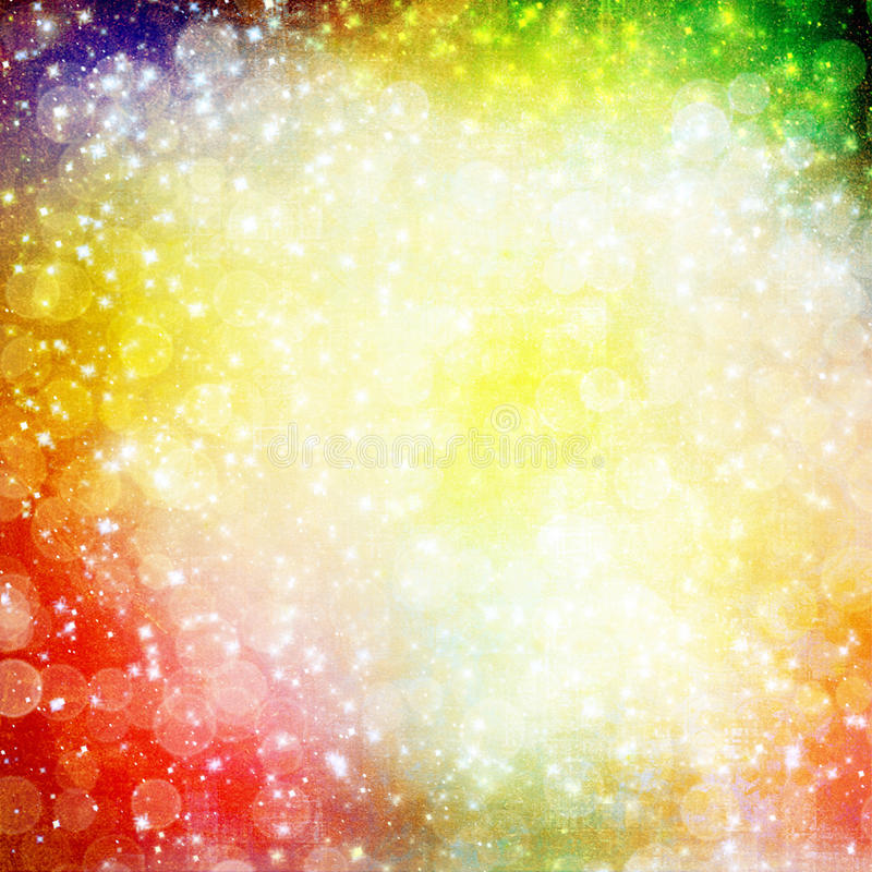 Abstract Multicoloured Background Stock Images