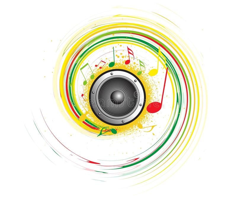 Download Abstract  Music Creative  Design Stock Vector - Image: 14554026