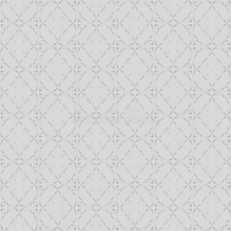 Abstract Naadloos Patroon vector illustratie