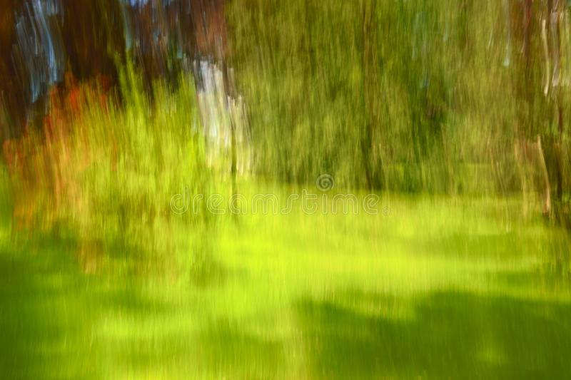 Natural blurred abstract background stock images