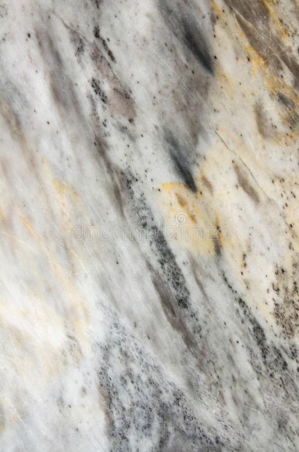 Abstract natural marble patterned texture and background stock image