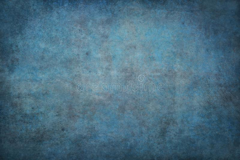 Abstract navy blue vintage background. Abstract old navy blue vintage background royalty free stock image