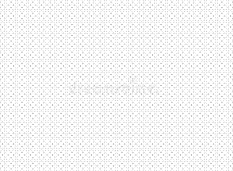 Abstract neat gray square texture pattern background. illustration vector eps10 vector illustration