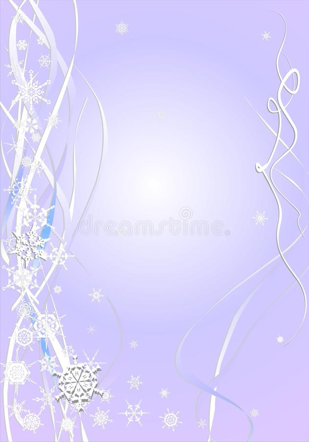 Abstract new year card stock illustration