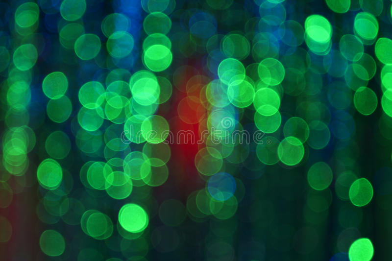 Abstract night bokeh background. royalty free stock photos