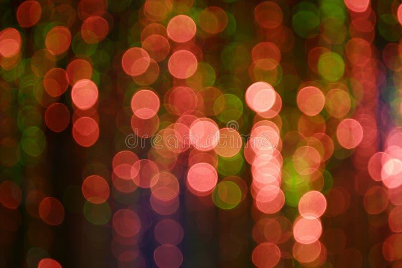 Abstract night bokeh background stock photos