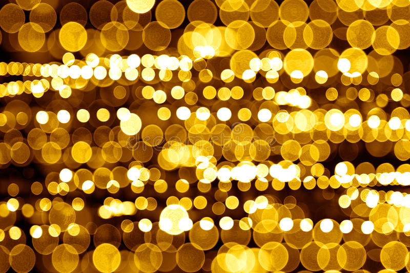 Abstract night city lights. Out of focus (boken stock photo