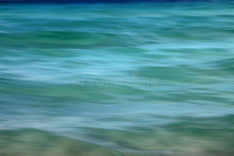 Abstract ocean background stock photo