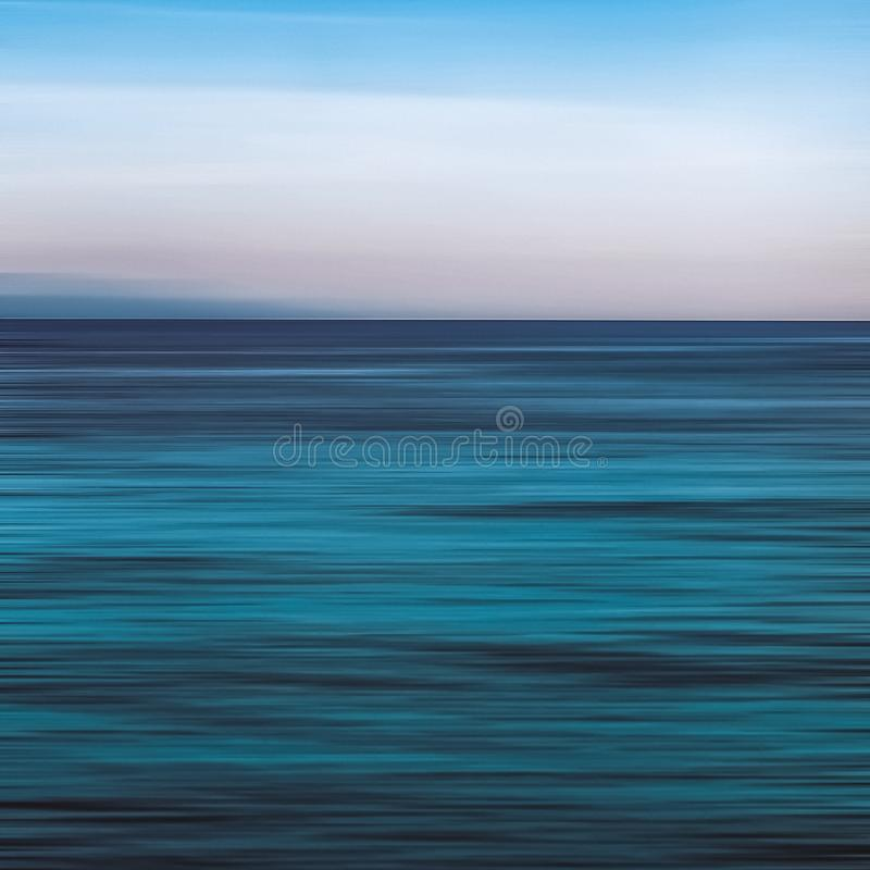 Free Abstract Ocean Wall Decor Background, Long Exposure View Of Dreamy Mediterranean Sea Coast Royalty Free Stock Photo - 167164725