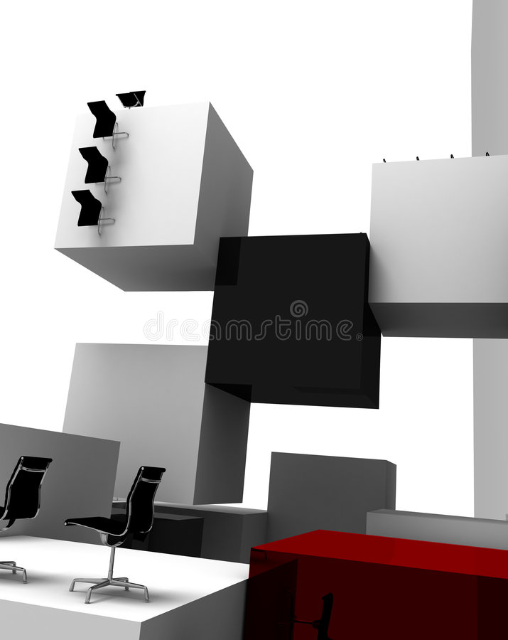 Download Abstract Office Stock Image - Image: 2323771