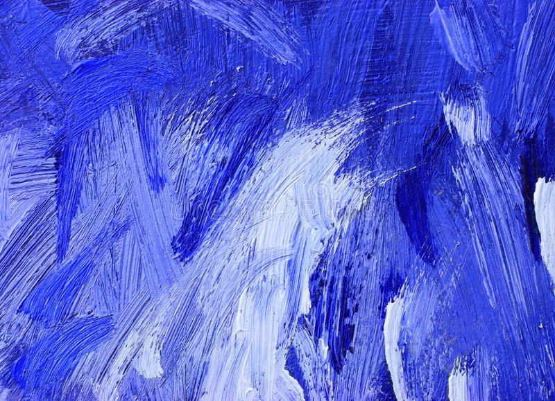 Abstract oil painting background royalty free stock photography