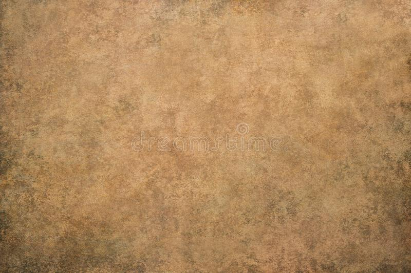 Abstract brown vintage background stock photo