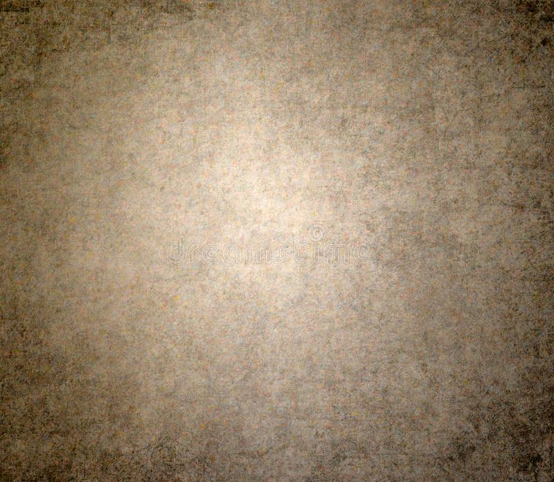 Abstract the old grunge wall for background royalty free illustration