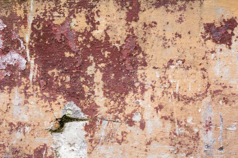 Abstract old wall background. Grunge concrete wall texture for design. royalty free stock photo