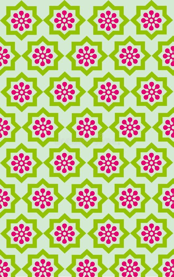 Abstract ontwerp 03 stock illustratie