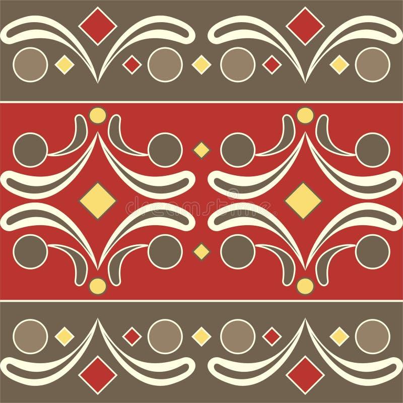 Abstract ontwerp vector illustratie