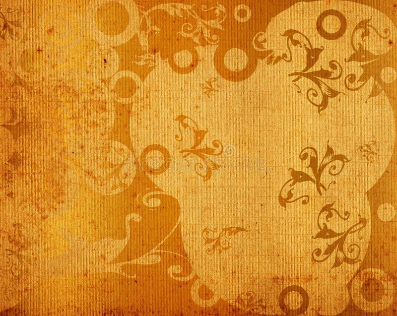 Abstract ontwerp royalty-vrije illustratie
