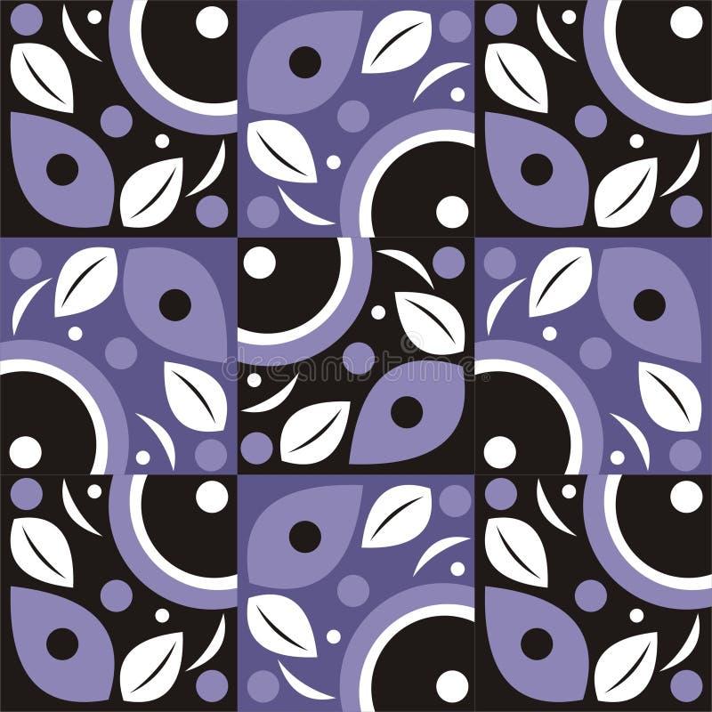 Abstract ontwerp stock illustratie