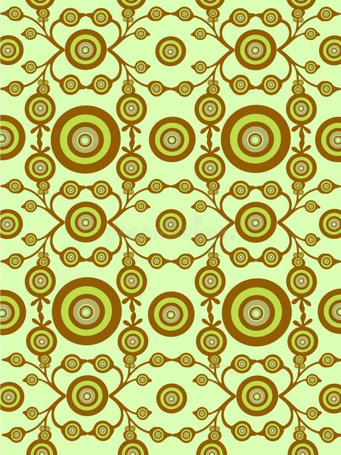 abstract ontwerp als achtergrond 06 stock illustratie