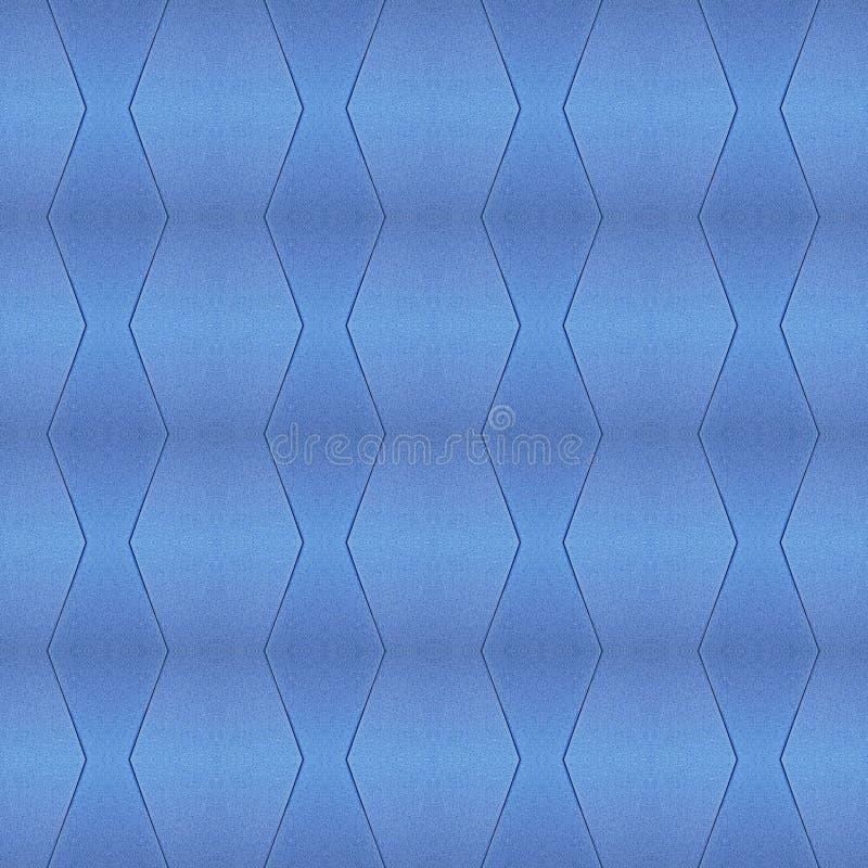 abstract ontwerp met besnoeiingen van schuimend in blauwe kleuren, achtergrond en textuur royalty-vrije illustratie