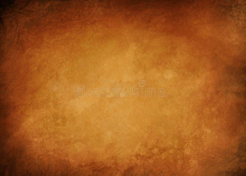 Abstract orange background royalty free stock photo