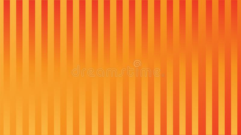 Abstract orange background, gradient style vector design stock images