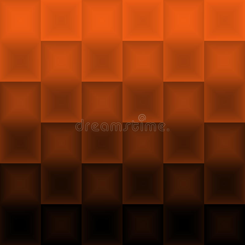 Abstract Orange And Black Background royalty free stock photos