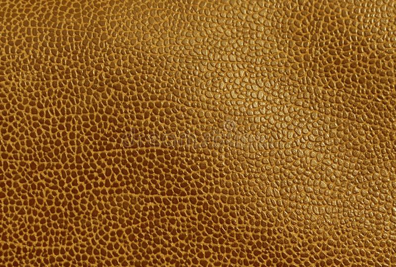 Abstract orange leather surface stock photos