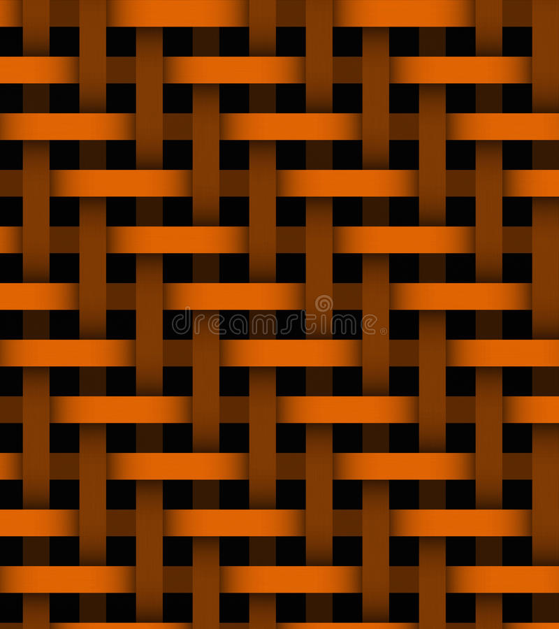 Download Abstract Orange Lines On Background Stock Illustration - Image: 38203538