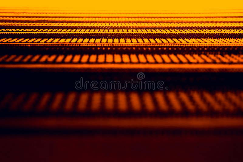 Abstract orange texture stock images