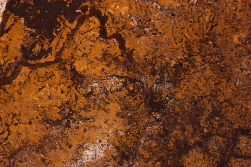 Abstract oranje grunge van de achtergrond andbackgroundluxe rijk uitstekend textuurontwerp met elegante antieke verf op muurillus royalty-vrije stock fotografie