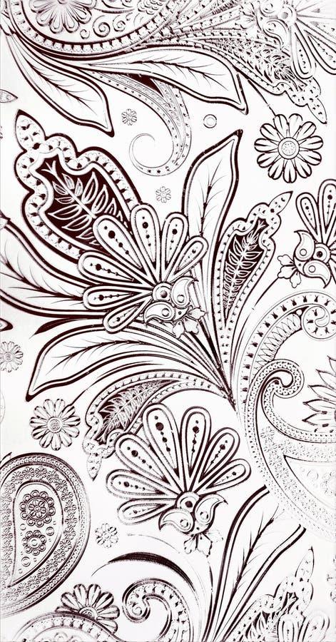 Abstract ornament stock afbeeldingen