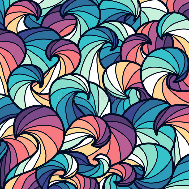 Free Abstract Ornament Background Concept With Glasses Royalty Free Stock Images - 47605859