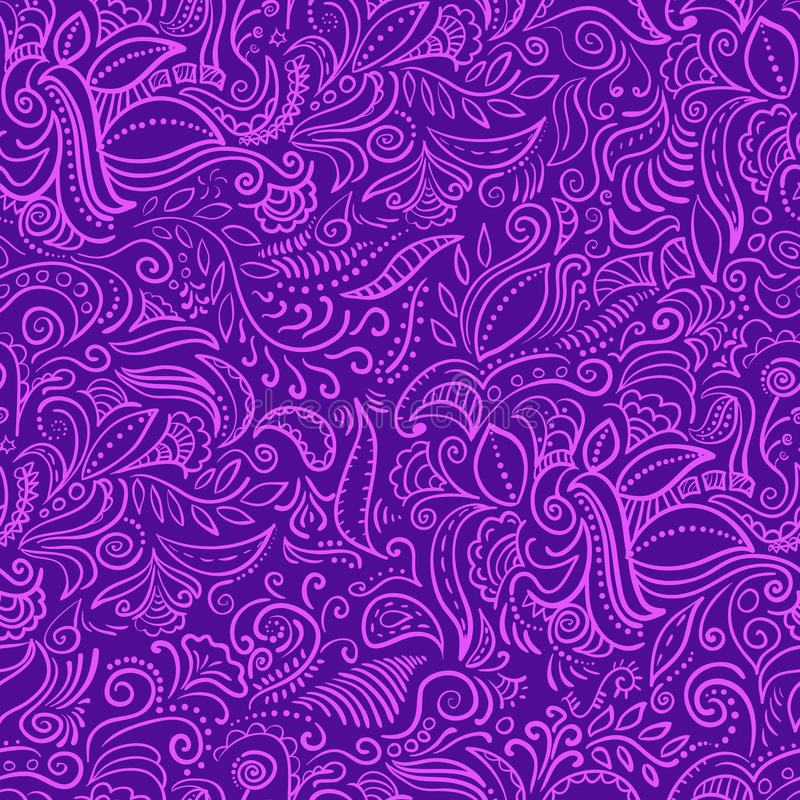 Download Abstract Ornamental Bright Seamless Pattern Stock Illustration - Image: 32385210