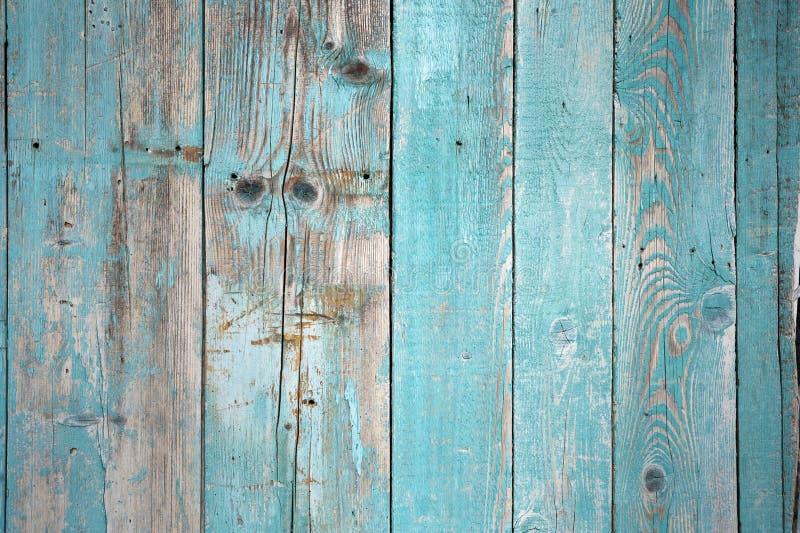Abstract oud geschilderd hout als achtergrond royalty-vrije stock afbeelding