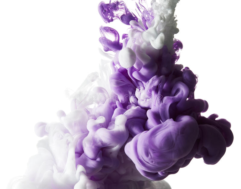 Abstract paint splash royalty free stock photos