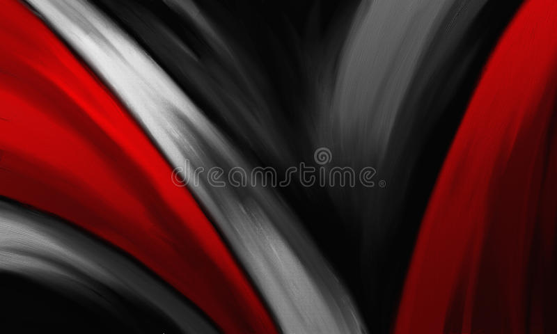 Abstract Painted Background Royalty Free Stock Photos