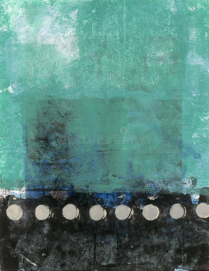 Free Abstract Painting Royalty Free Stock Images - 19874389